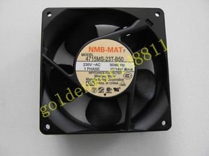 NEW NMB-MAT FAN 4715MS-23T-B50-A00 1238 230V good in condition for industry use