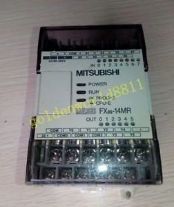 Mitsubishi PLC FXOS-14MR-001 FX0S-14MR-001 good in condition for industry use