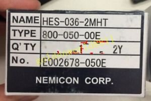 NEW NEMICON encoder HES-036-2MHT good in condition for industry use