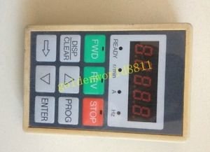 Sanken Inverter operator panel IOP-03IHF good in condition for industry use