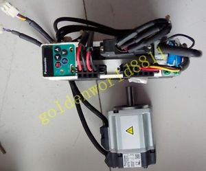 Panasonic servo driver MADDT1207003 + MSMD022P1U MOTOR for industry use