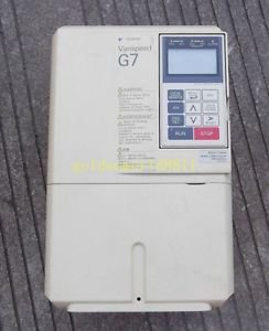 YASKAWA inverter CIMR-G7A4011 380V 11KW good in condition for industry use