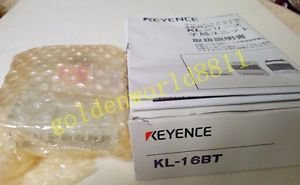 NEW KEYENCE PLC Controller KL-16BT good in condition for industry use