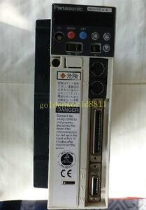 Panasonic servo driver MSDA021A1A good in condition for industry use