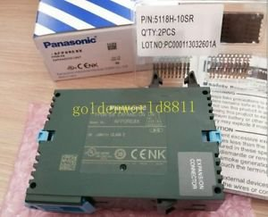 NEW Panasonic PLC expansion unit AFP0RE8X FP0R-E8X for industry use