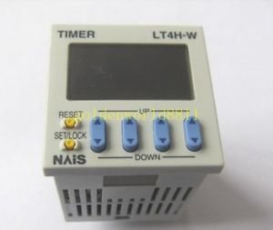NEW Panasonic digital timer LT4H-W ATL6117 AC110-240 for industry use