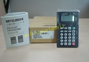 NEW Mitsubishi inverter control panel FR-PU07 good in condition for industry use