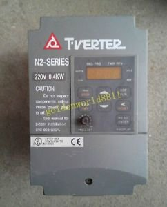 T-verter inverter N2-2P5-H 220V 0.4KW good in condition for industry use