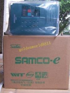 NEW SANKEN SAMCO-e inverter EF-2.2K 380V2.2KW good in condition for industry use
