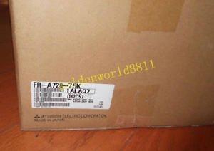 NEW MITSUBISHI inverter FR-A720-7.5K 220V 7.5KW for industry use