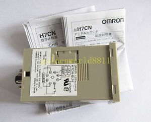 NEW OMRON digital counter H7CN-BLN 100-240VAC DC12-48V for industry use