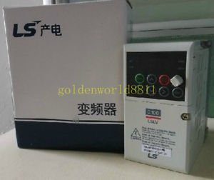 NEW LS IE7 series inverter LSLV0002C100-1N 0.2KW/220V for industry use