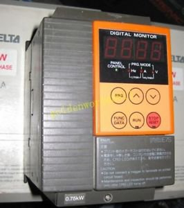 Fuji inverter FVR008E7S-2 0.75KW 220V good in condition for industry use