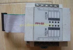Panasonic expansion unit FP1-E8 AFP13810-F good in condition for industry use