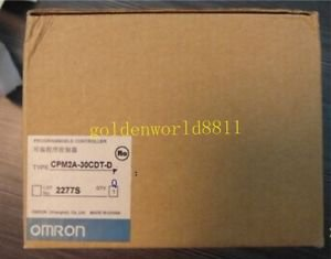 NEW Omron PLC Programmable controller CPM2A-30CDR-D for industry use