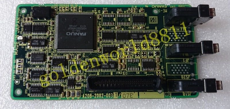 FANUC servo control board A20B-2002-0031/07E good in condition for industry use