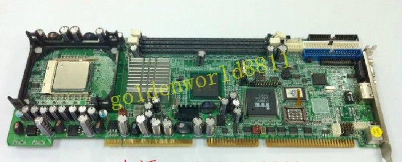 NEXCOM Industrial motherboard PEAK715-HT (LF) REV: D1 for industry use