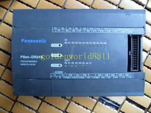 Panasonic PLC Programmable controller PSon-DR24S for industry use