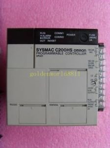 OMRON CPU unit C200HS-CPU21-E C200H series good in condition for industry use
