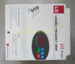 LG(LS) inverter IG 380V 3.7KW SV037IG-4U good in condition for industry use
