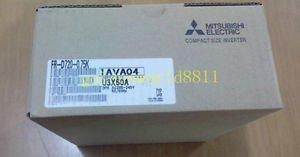 NEW Mitsubishi inverter FR-D720-0.75K 220V 0.75KW for industry use