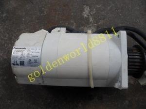 PANASONIC SERVO MOTOR MSMA082C1B good in condition for industry use