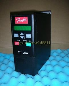 Danfoss VLT2811PT4B20STR0DBF10A00 INVERTER 1.1KW 380V for industry use