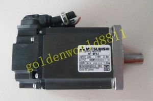 Mitsubishi AC servo motor HF-MP43 good in condition for industry use