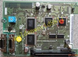 Mitsubishi PCB circuit board HR171 good in condition for industry use