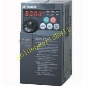 NEW Mitsubishi inverter FR-E720S-0.2K 0.2KW 220V for industry use