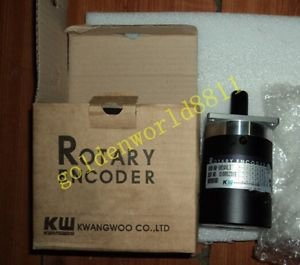 NEW Kwangwoo rotary encoder RIB-60-1024VLI good in condition for industry use