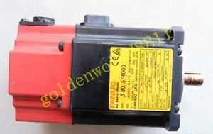 Fanuc AC servo motor A06B-0115-B075#0008 good in condition for industry use