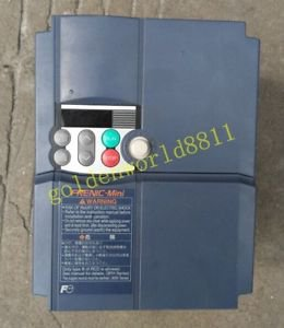 Fuji Inverter FRN3.7C1S-4C 380V3.7KW good in condition for industry use