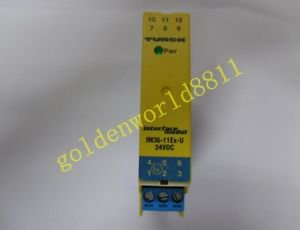 NEW TURCK interface modul Im36-11ex-u/24vdc good in condition for industry use