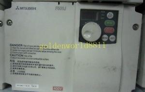 Mitsubishi inverter FR-F540J-5.5K-CH 5.5KW 380V for industry use