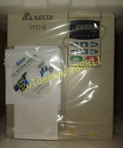 NEW Delta inverter VFD075B43A 380V 7.5KW good in condition for industry use
