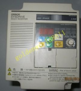 OMRON inverter 3G3MV-AB022 220V 2.2KW good in condition for industry use