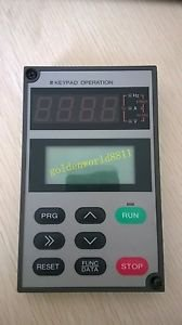 Fuji inverter G9S/P9S operating panel TPC-G9S good in condition for industry use