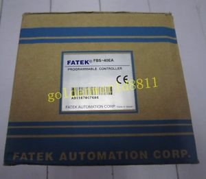 NEW FATEK programmable controller FBS-40MA good in condition for industry use