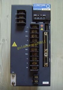 Sanyo Denki QS1A10AA AC servo systems good in condition for industry use