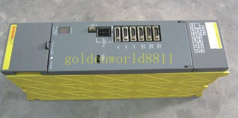 Fanuc servo driver A06B-6079-H304 good in condition for industry use