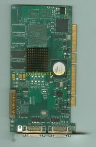 Matrox Solios Xcl Y7184-01 REV.B SOL6MCL Video capture card for industry use