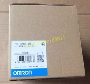 NEW OMRON PLC analog input/output unit CPM1A-MAD11 for industry use