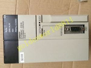 Omron PLC CPU unit CS1G-CPU45-V1 good in condition for industry use