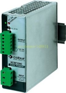 NEW CABUR XCSF120C 24V 5A Guide rail type switching power supply warranty