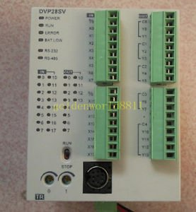 Delta PLC Programmable controller DVP28SV11T good in condition for industry use