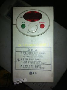 LG/LS inverter STARVERT iC5 series SV004IC5-2 good in condition for industry use