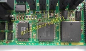 FANUC spindle control board A20B-2001-0781 good in condition for industry use
