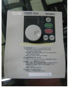 Mitsubishi S500 series inverter FR-S520S-1.5K-CH 1.5KW/220V for industry use