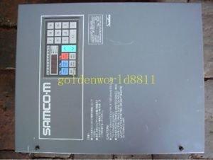 SANKEN SAMCO-M INVERTER MF-15K-380 380V 15KW good in condition for industry use